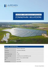 Solar power plant case study