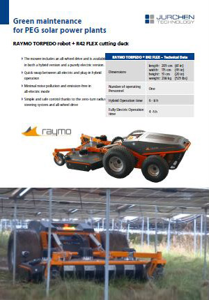 Mowing Solution RAYMO