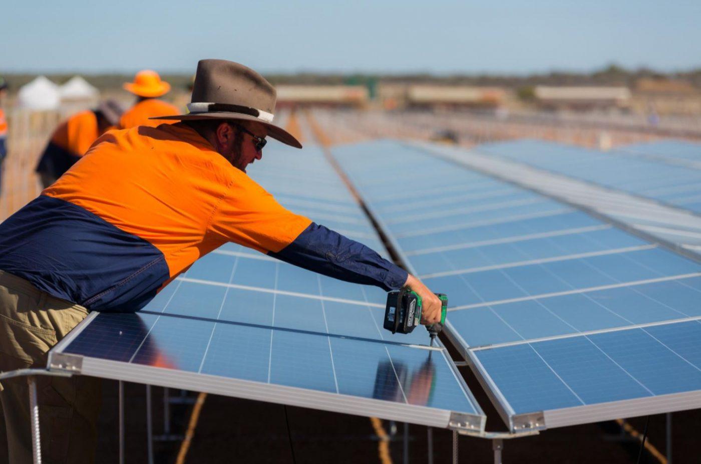 Solar Module Mounting