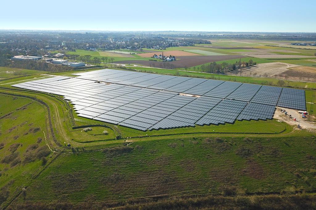 Belevedere solar plant