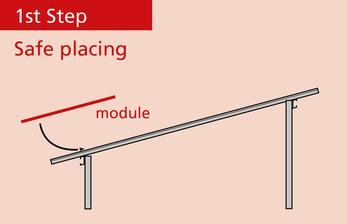 Smartflap installment step 1